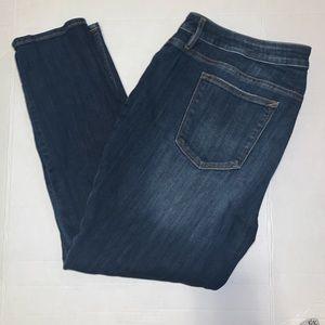 Vigoss classic fit jagger skinny denim jeans